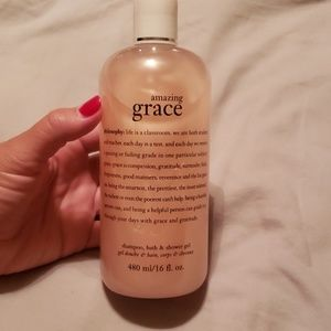 Amazing Grace Bath & Shower Gel